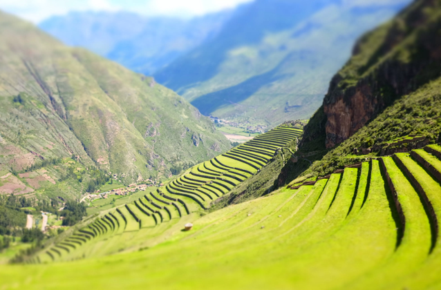 Vale Sagrado 2D1N + Cozinha Peruana + Tour Machupicchu