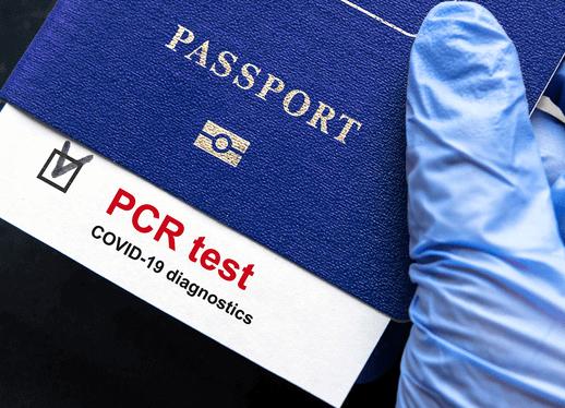 利马旅客的 COVID-19 RT-PCR 分子检测