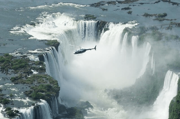 35 minuten luxe helikoptervlucht