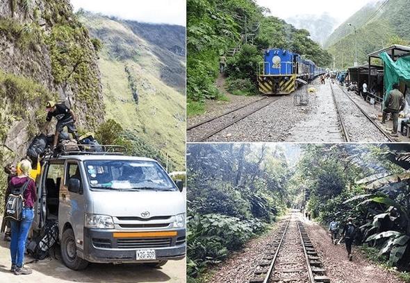 Cusco para transferência hidroelétrica ROUND TRIP