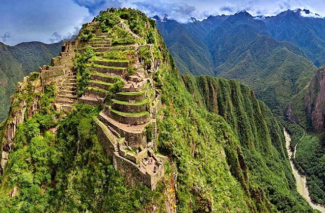 Huayna Picchu ticket 7am + Machupicchu