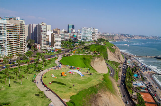 Best of Lima city tour + Peruvian cuisine