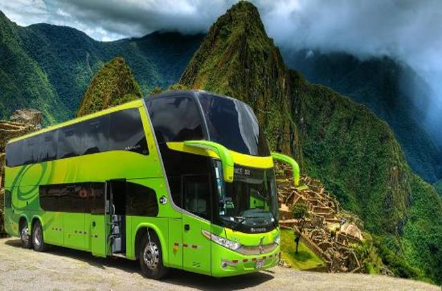 Ida y vuelta en ómnibus de Machu Picchu