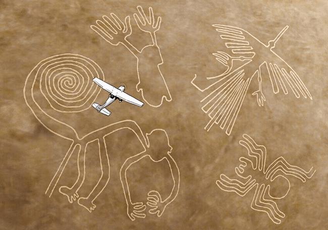 Linee 2D1N Paracas, Ica, Huacachina + Nazca