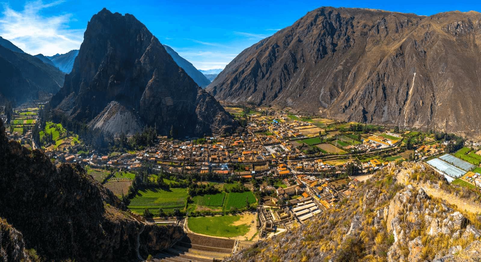 Vip Valle Sagrado + Cocina Peruana